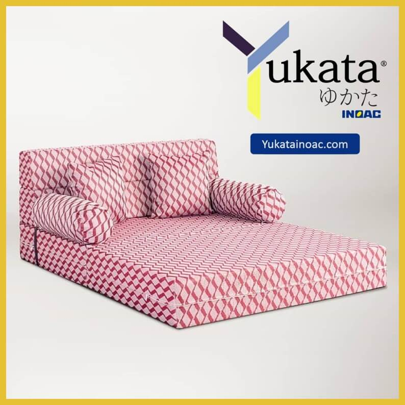 sofa bed busa inoac asli
