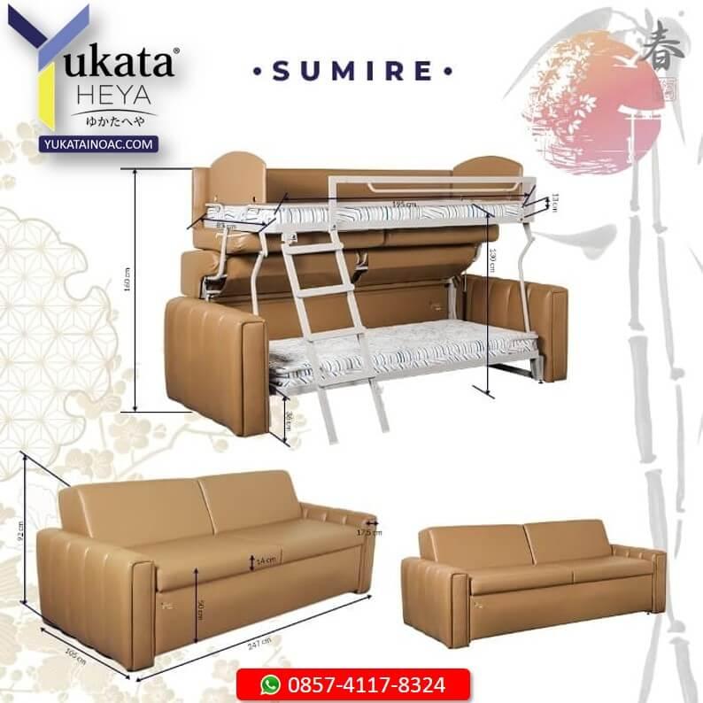 sofabed-yukata-heya-sumire