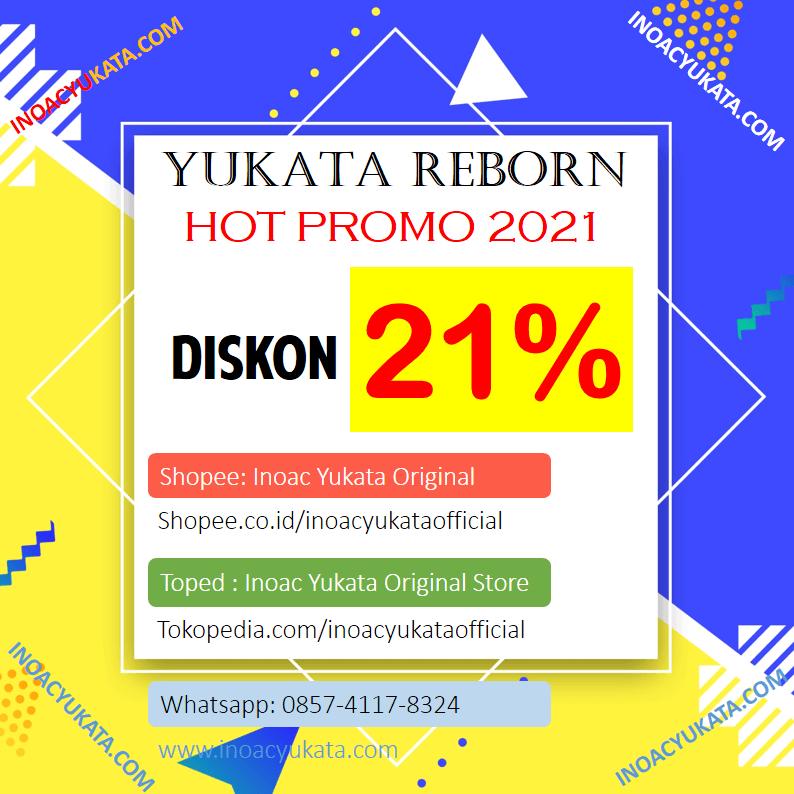 daftar harga inoac yukata 2021 promo