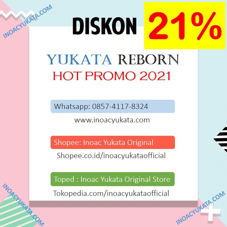 daftar harga promo yukata inoac 2021