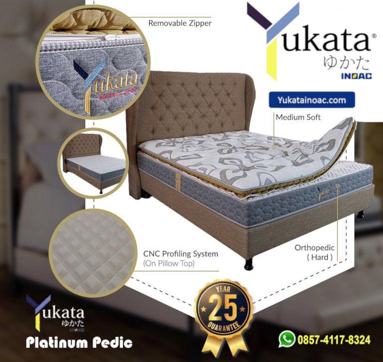Yukata Platinum Pedic Jakarta